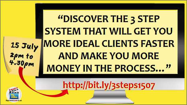 The 3 Step System