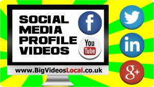 Social Media Profile Video